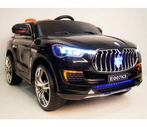Детский электромобиль Rivertoys Maserati Е 007 КХ черный