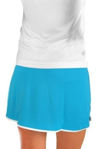Форма теннисная женская LOTTO TEAM BUSINESS-FLO спина