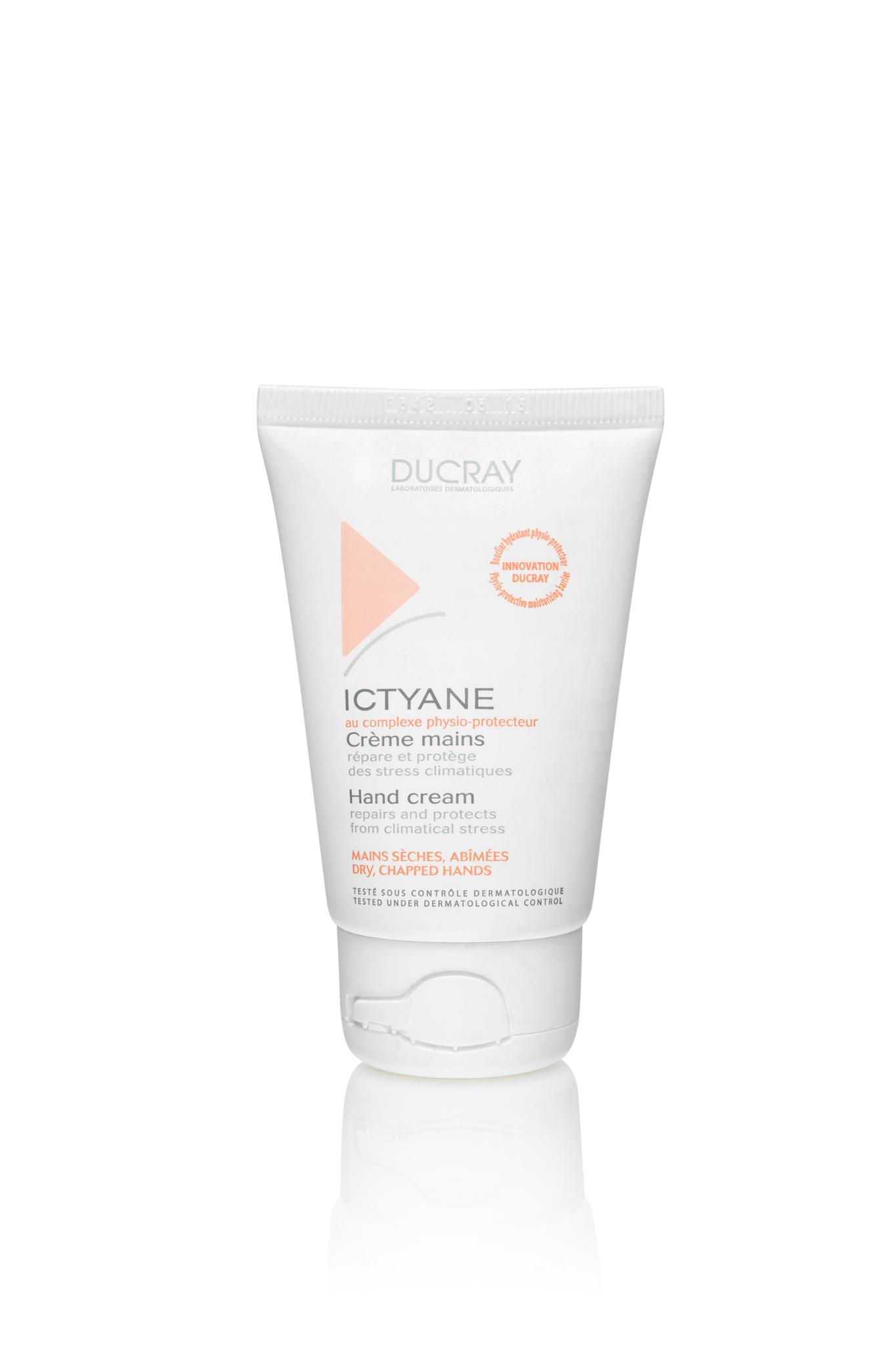 Ducray Ictyane крем для рук 50 мл.