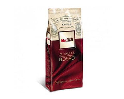Кофе в зернах Molinari ROSSO, 1 кг