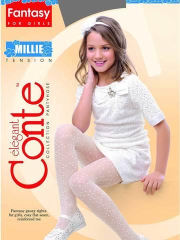 Колготки для девочек Millie Conte