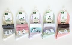 Носки для девочек ( 10 пар) арт.007-8 (р. 33-38 )