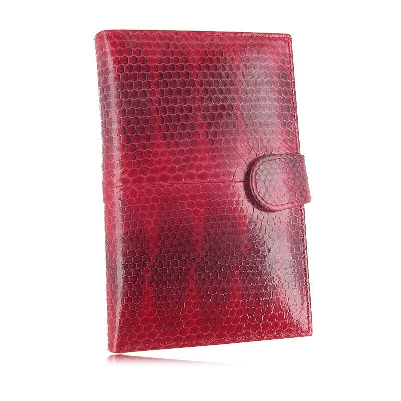 Портмоне для документов из кожи змеи WN-091