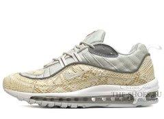 Кроссовки Мужские Nike Air Max 98 Snake Grey