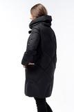Куртка 09897 черный