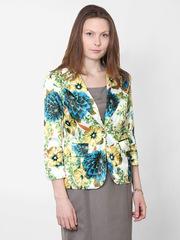 9013-4 пиджак женский цветной