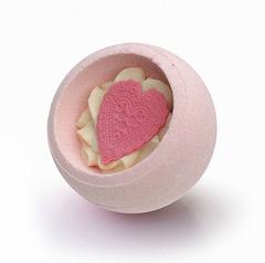 Десерт-шарик для ванн комбинированный СТРАСТНЫЙ ВЕЧЕР, серия