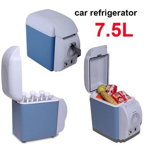 Портативный авто холодильник от прикуривателя 12V, 7,5Л