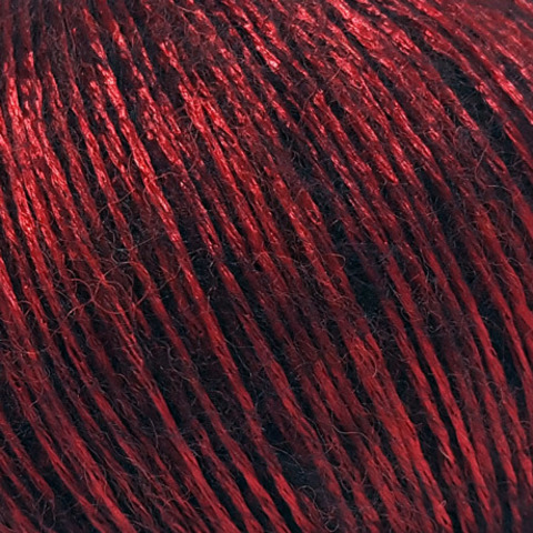 Пряжа Gazzal Tango 1477 красная тафта