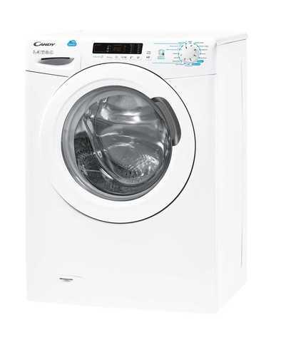 Узкая стиральная машина Candy ACSS41072D1/2-07
