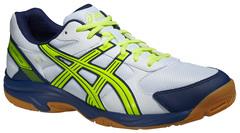 Мужские волейбольные кроссовки Asics Gel-VisionCourt (B40NQ 0104) белый