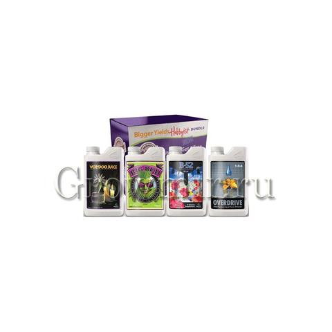 Набор Advanced Nutrients Hobbyst (4шт по 0,5л или 1л)