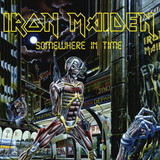 Iron Maiden ‎/ Somewhere In Time (CD)