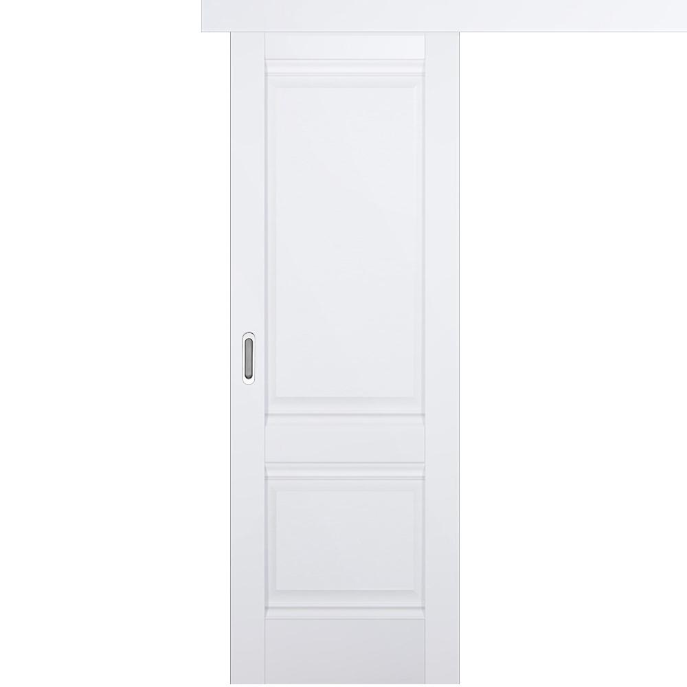 Одностворчатые раздвижные двери Одностворчатая дверь купе 1U аляска без стекла 1u-alaska-dvertsovor.jpg