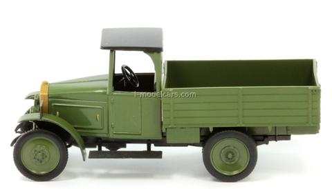 AMO-F-15 dark green 1:43 DeAgostini Auto Legends USSR #87