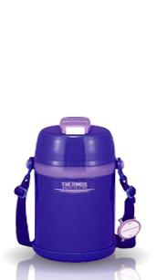 Детский термос для напитков FBI-500C (0,5 литра) голубой