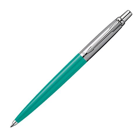 Шариковая ручка Parker Jotter, цвет - голубой
