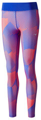 Тайтсы Mizuno Phenix Printed Long Tights женские