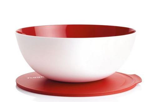 Аллегро чаша в красном цвете 5л.