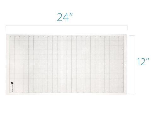 Керриер формата 30.5x61 см для прорезания материалов насквозь.