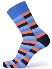 Носки Norveg Summer Time Socks Blue мужские