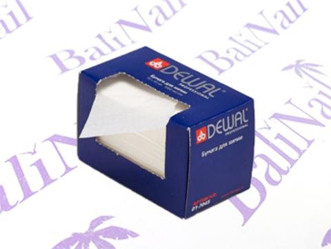 Чистовье, Бумага для кончиков волос (1000 шт), 7,0х4,5 см