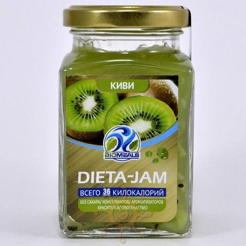 Джем диетический из киви Biomeals, 230г