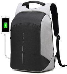 Рюкзак BAIBU 2031 USB Серый