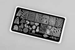 Пластина Swanky Stamping 059