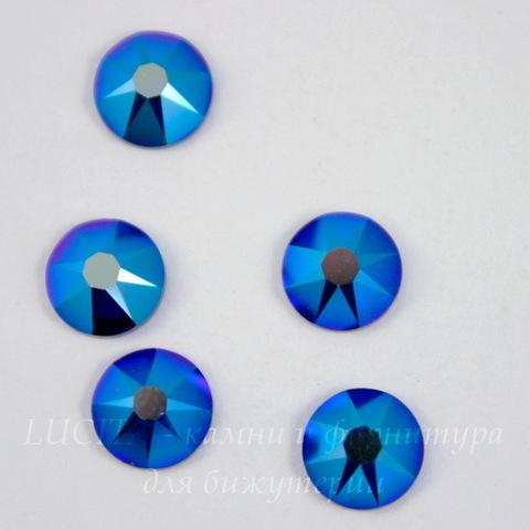 2088 Стразы Сваровски холодной фиксации Cobalt Shimmer ss30 (6,32-6,5 мм)