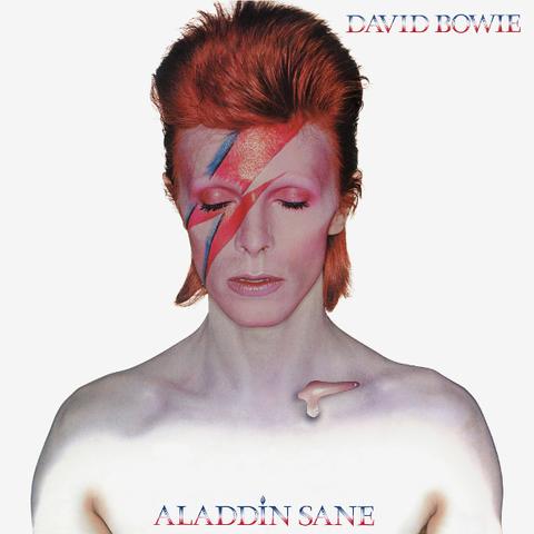 David Bowie / Aladdin Sane (CD)