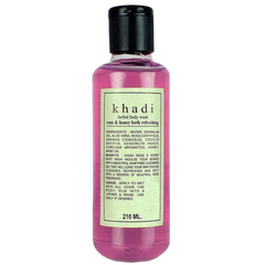 Гель для душа Khadi Natural 34731 (Rose, honey bath)