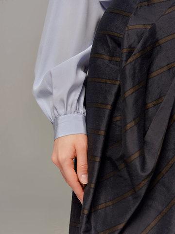 Женская темно-синяя юбка Olmar GentryPortofino - фото 3