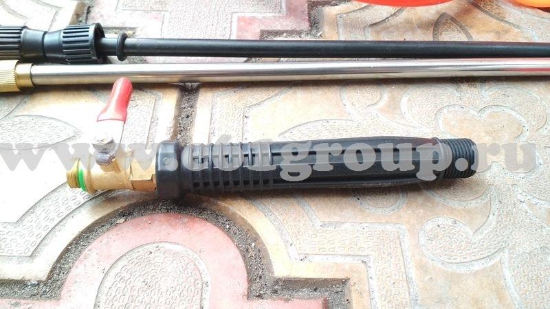 4 Опрыскиватель аккумуляторный ранцевый Комфорт (Умница) ОЭЛ-16 с регулятором мощности отзывы
