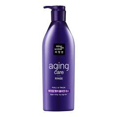 Mise En Scene Aging Care Rinse - Кондиционер для силы волос антивозрастной
