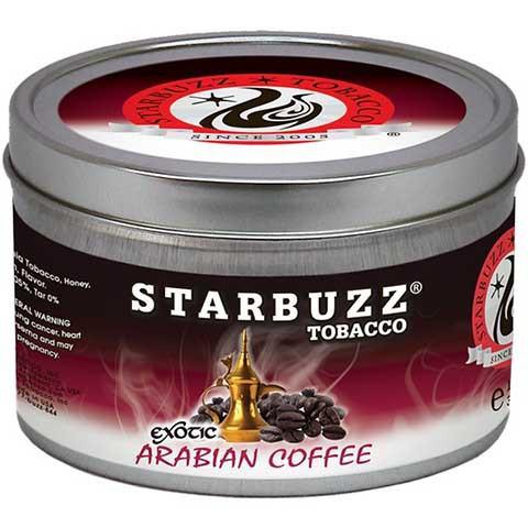 Купить табак для кальяна Starbuzz Arabian Coffee в Новомосковске