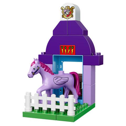 LEGO Duplo: София Прекрасная: королевская конюшня 10594