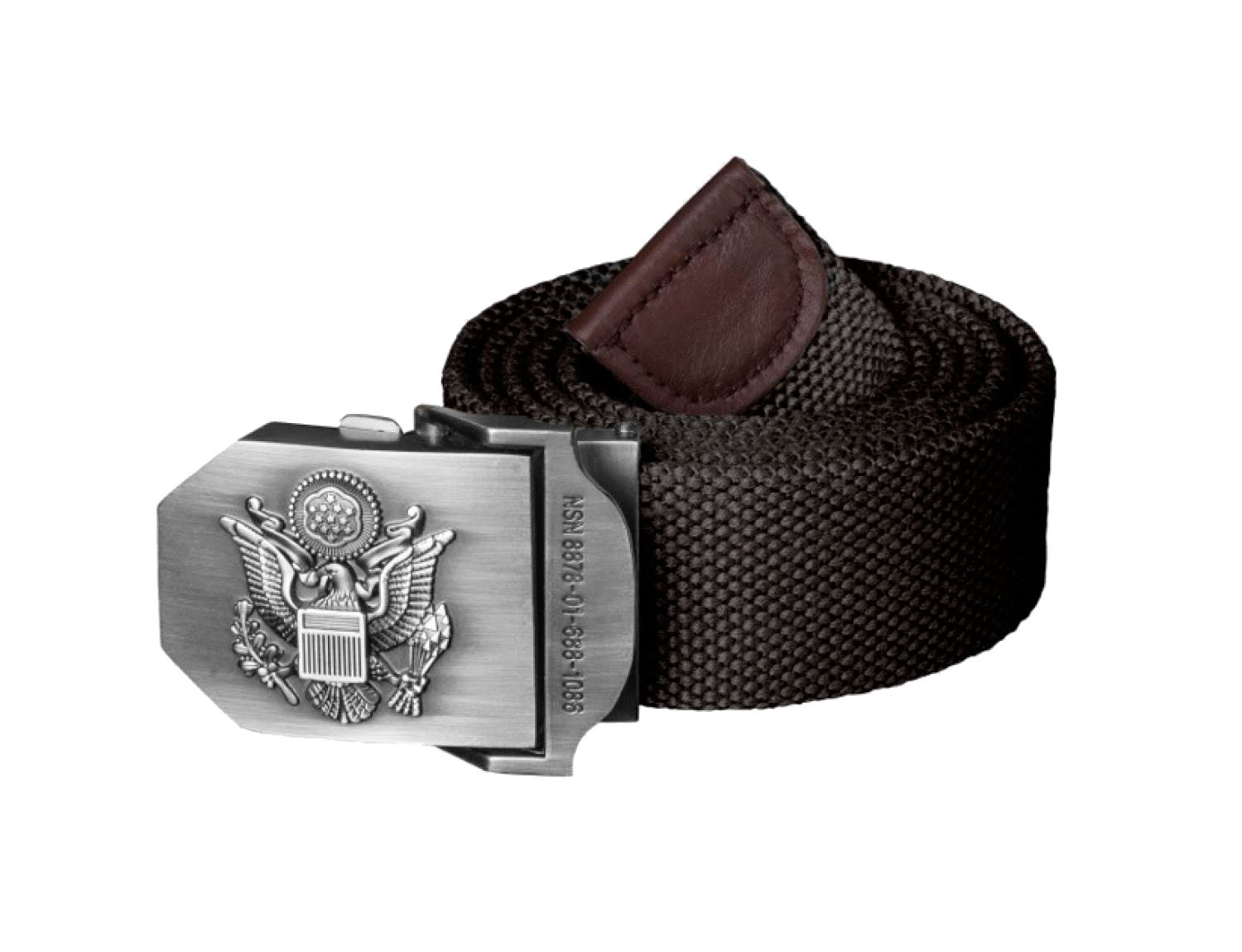 Ремень Helikon Army Belt (черный)