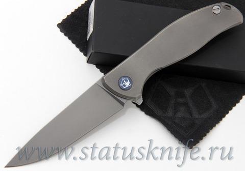 Нож Широгоров Flipper 95 Elmax Нудист