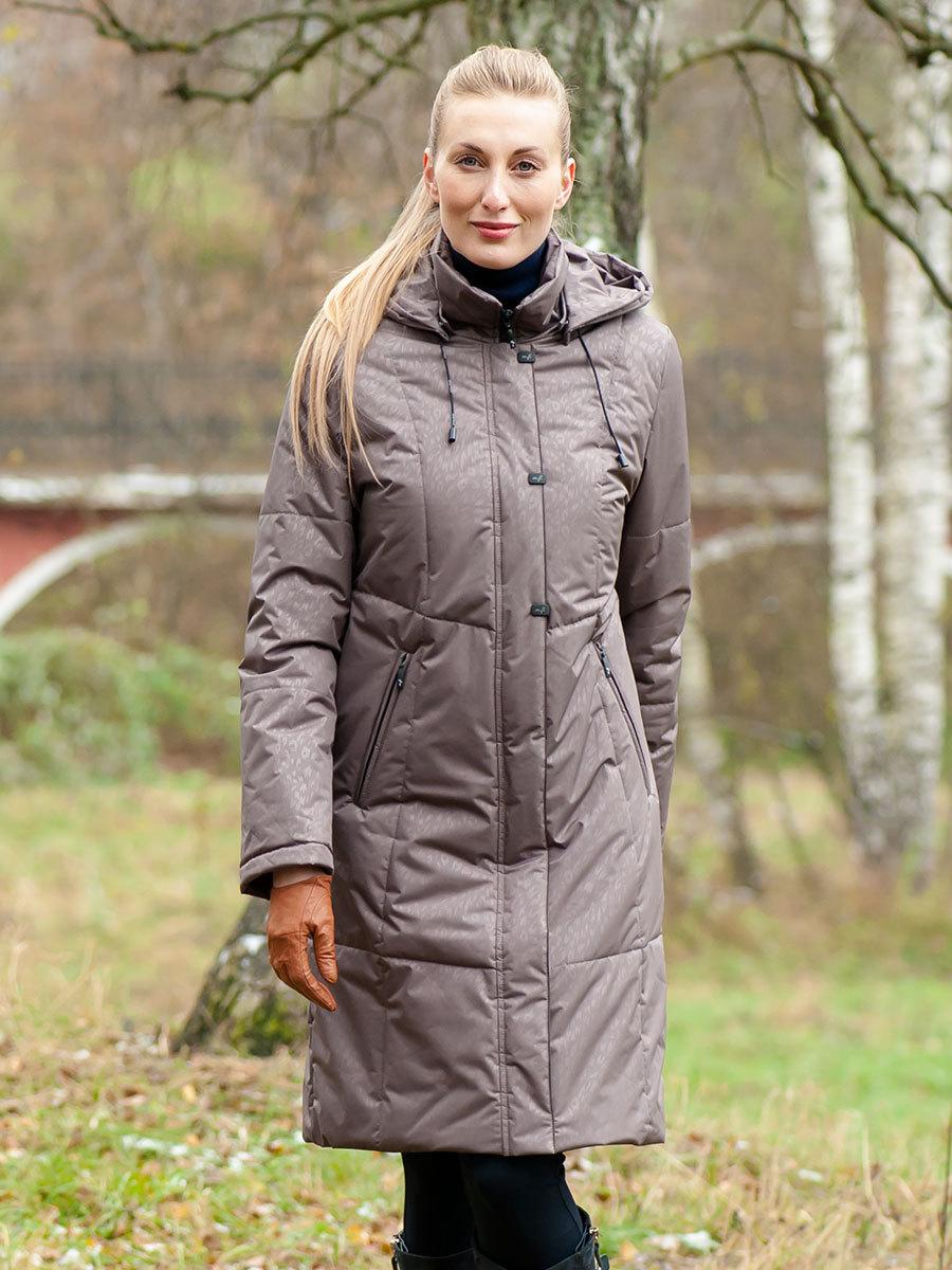 Maritta пальто Barbi бежевый