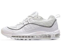 Кроссовки Мужские Nike Air Max 98 White