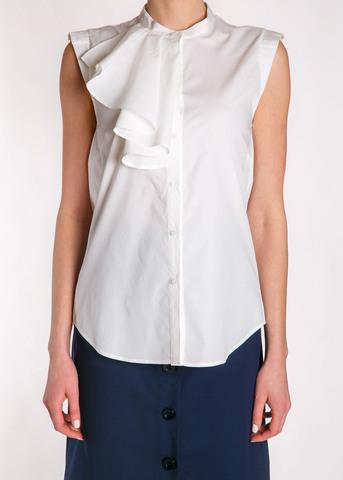 Рубашка из хлопка BLUE LES COPAINS
