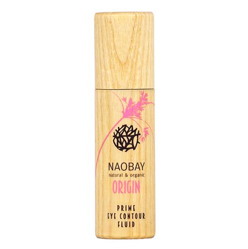 Нежный флюид с гиалуроновой кислотой для ухода за кожей вокруг глаз, Naobay