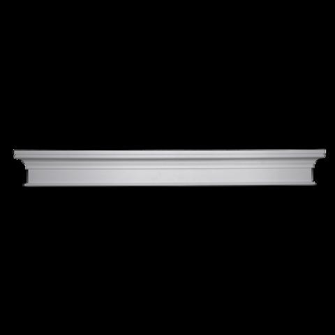 Сандрик (обрамление двер.проема) Европласт из полиуретана 1.63.001, интернет магазин Волео