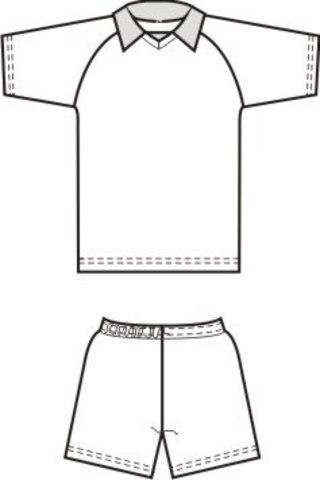 Форма футбольная Ф-006