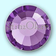 Купить фиолетовые стразы Velvet для бальных танцев