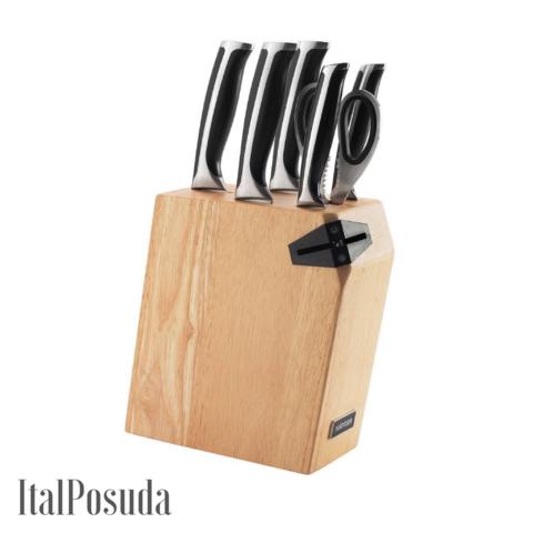 Набор кухонных ножей NADOBA URSA