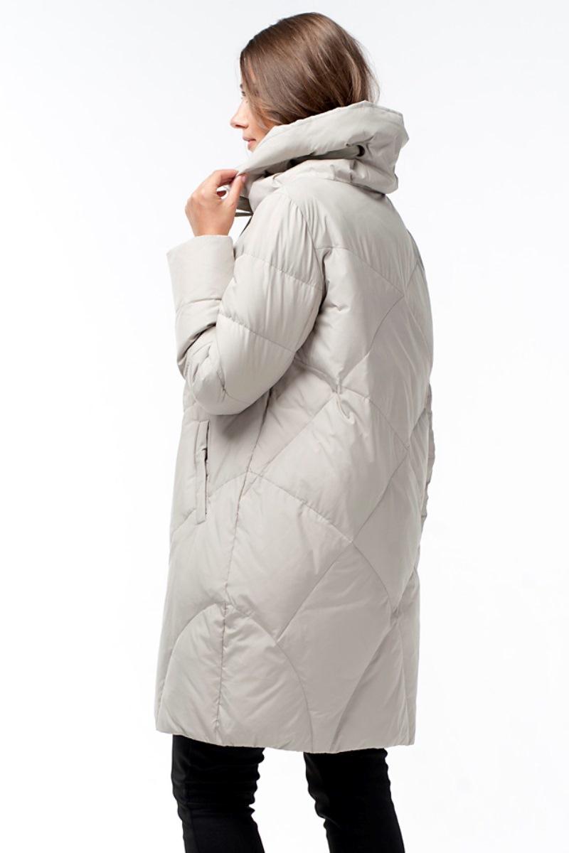 Куртка 09897 молочный