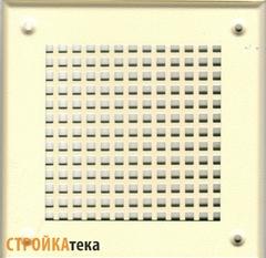 Решетка 150*150 шагрень 1013, б.клетка