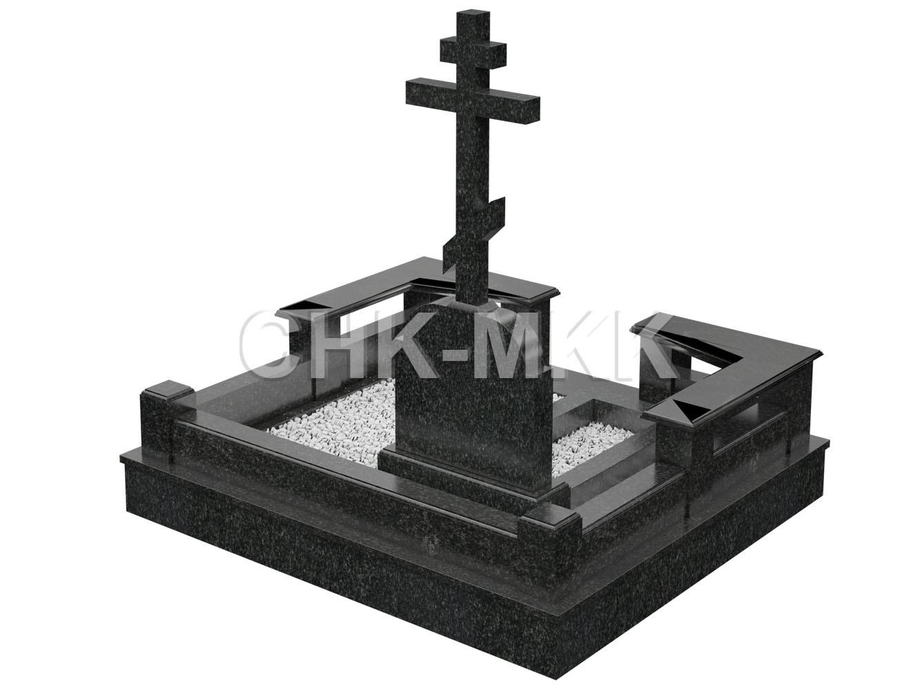 Гранитный Мемориальный комплекс №39